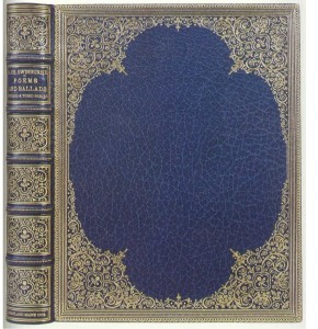 Swinburne's Poems and Ballads in Club Binding