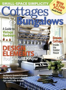 Cottages & Bungalows (Reader Scrapbook feature), February / March 2009
