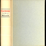 The Bibelot (1895-1915) - Paper spine & front cover of yearly bound volume.