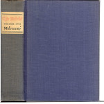 The Bibelot (1895-1915) - Full blue library buckram found on some sets.