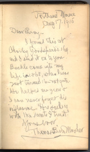 Buckle Inscription #1