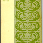 "Miscellaneous Series (1895-1923) - ""The Book of Ecclesiastes"" with Eragny Press design by Lucien Pissarro. Cover."
