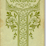 "Miscellaneous Series (1895-1923) - ""From the Upanishads,"" designer unknown. Cover."