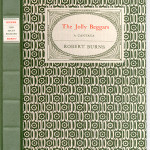 "Miscellaneous Series (1895-1923) - Robert Burns' ""The Jolly Beggars."" Cover."