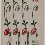 "Reprints of Privately Printed Books Series (1897-1902) - ""Primavera"" with design by Isadore B. Paine. Cover."