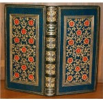 Full leather binding by Fletcher Battershall.