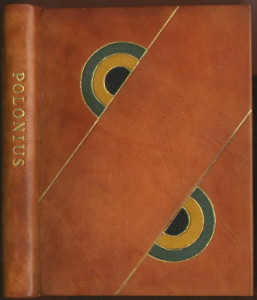 Binding by Charlotte Strouse.