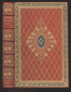 Full leather binding by Leonard Mounteney.