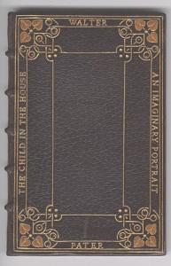 Full leather binding by Peter Verburg.