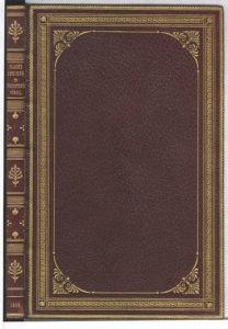 "Zaehensdorf Exhibition Binding for The Mosher Books - William Blake. ""XVII Designs to Thornton's Virgil"" (1899)"